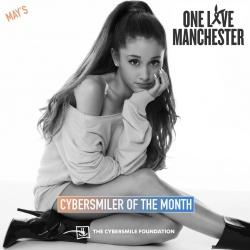 Ariana-Grande-Cybersmiler-of-the-month