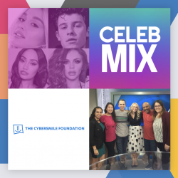 Cybersmile CelebMix media partnership