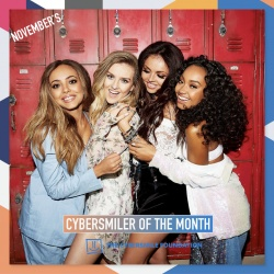 Cybersmile Little Mix Body Positivity