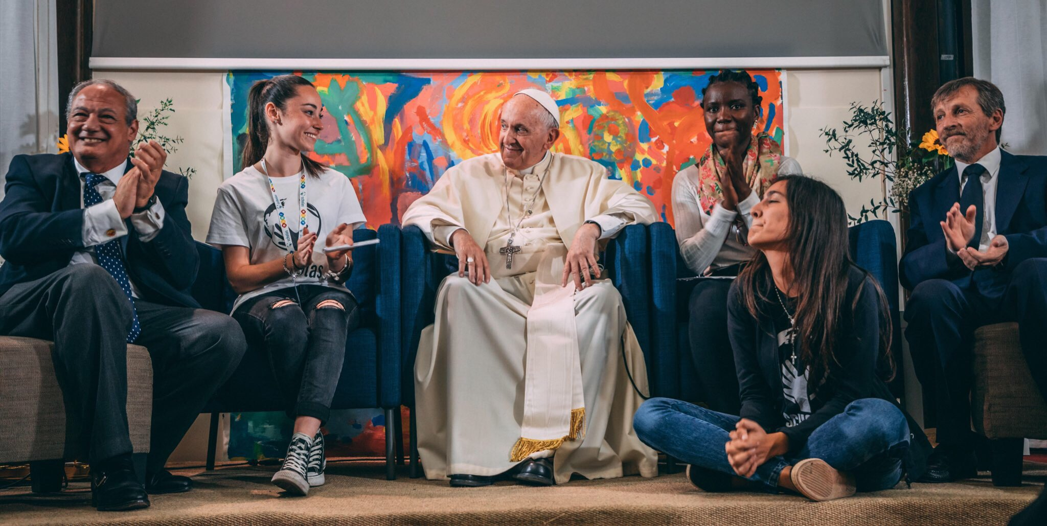 Pope Francis To Participate In Stop Cyberbullying Day ...