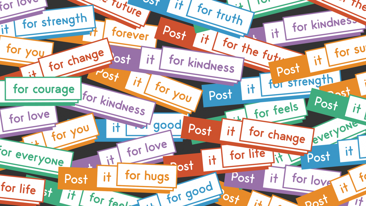 New Tumblr campaign encourages users to pass on positivity