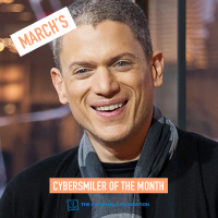 Wentworth Miller Named As Cybersmiler Of The Month For ...
